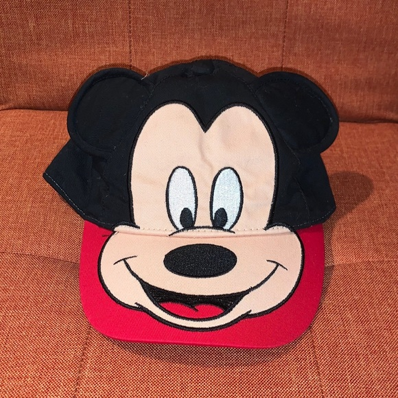 Disney Other - Mickey Baseball Hat